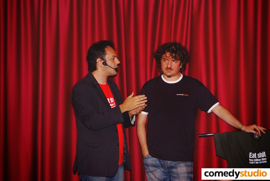 Comedy Studio Show – Lo show di fine anno