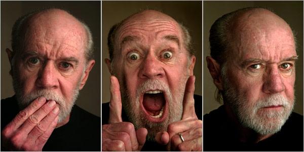 Comedy Bio: George Carlin