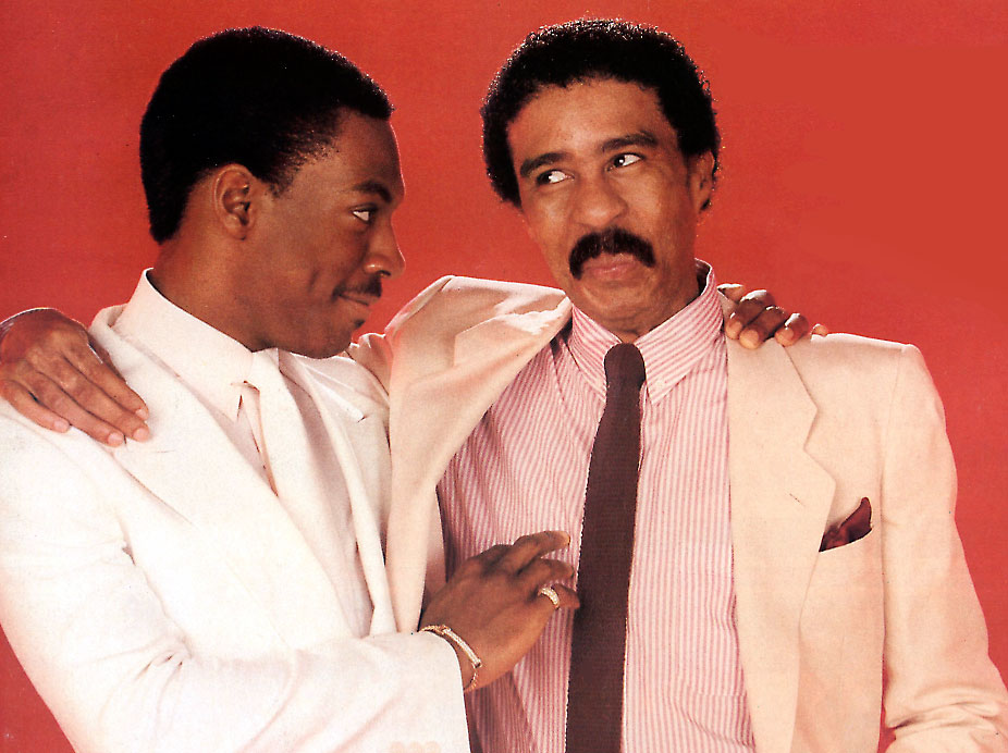 Richard Pryor ed Eddie Murphy