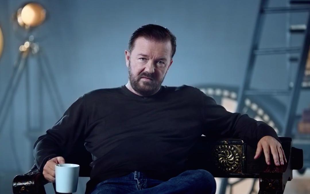 Comedy Bio: Ricky Gervais