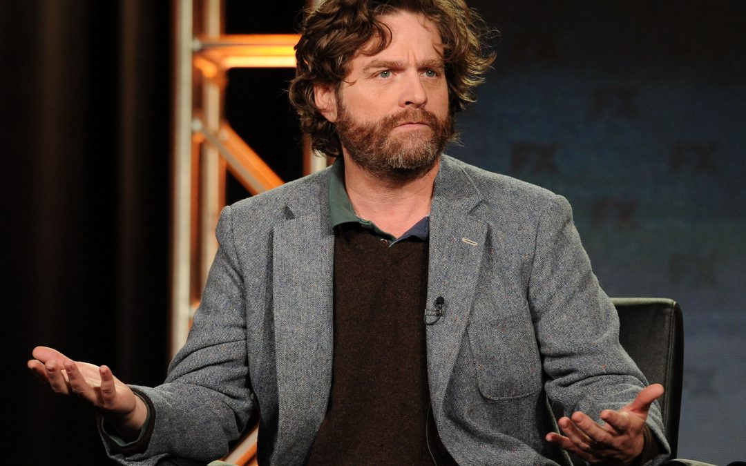 Comedy Bio: Zach Galifianakis