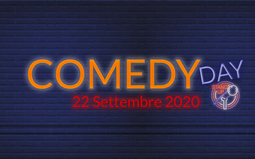 Comedy Studio Day 2020