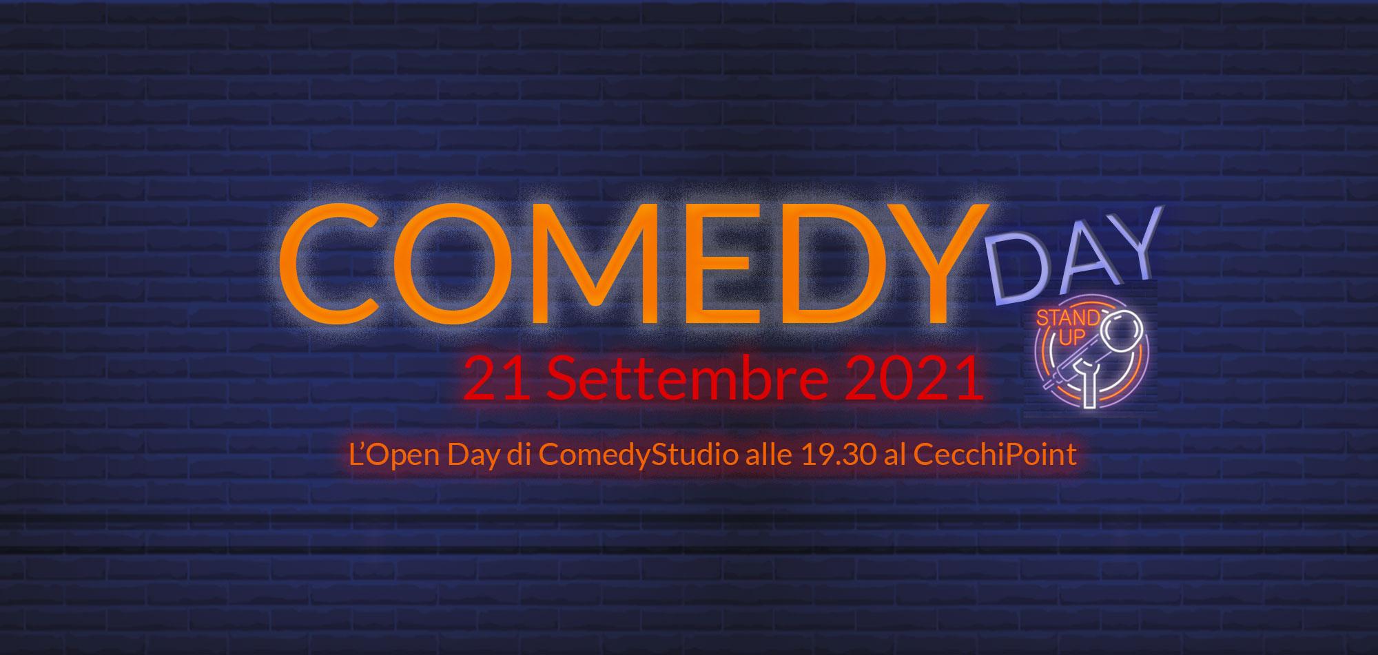 Comedy Studio Day 2021